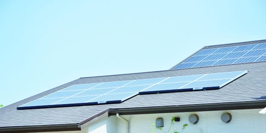 自家消費型太陽光発電設備工事